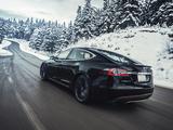 Tesla Model S P85D 2014 photos