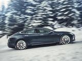 Tesla Model S P85D 2014 pictures