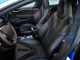 Brabus Tesla Model S 2015 photos