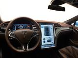 Brabus Tesla Model S 2015 wallpapers