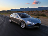 Tesla Model S Concept 2009 wallpapers