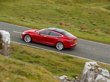 Tesla Model S P85+ UK-spec 2014 wallpapers