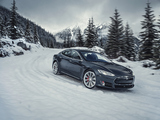 Tesla Model S P85D 2014 wallpapers