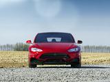 Larte Design Tesla Model S Elizabeta 2015 wallpapers