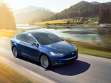 Images of Tesla Model X P90D 2015