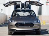 Tesla Model X Prototype 2012 images
