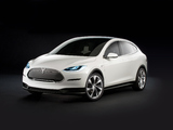 Tesla Model X Prototype 2012 pictures