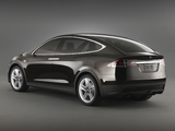 Tesla Model X Prototype 2012 wallpapers