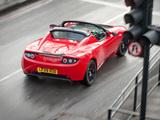 Images of Tesla Roadster Sport UK-spec 2009–10