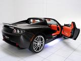 Photos of Brabus Tesla Roadster Sport 2008–10