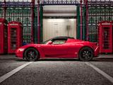 Photos of Tesla Roadster Sport UK-spec 2009–10