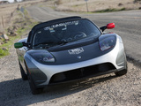 Photos of Tesla Roadster Sport TAG Heuer 2010