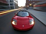 Tesla Roadster 2007–10 images