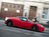 Tesla Roadster Sport UK-spec 2009–10 images