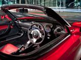 Tesla Roadster Sport UK-spec 2009–10 photos