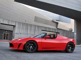 Tesla Roadster Sport 2010 images