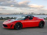 Tesla Roadster Sport 2010 photos