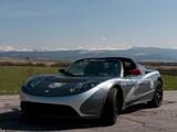 Tesla Roadster Sport TAG Heuer 2010 photos