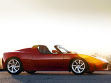 Tesla Roadster 2010 wallpapers