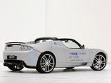 Brabus Tesla Roadster RWE 2009 wallpapers