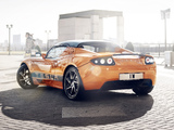 Tesla Roadster Sport 2010 wallpapers