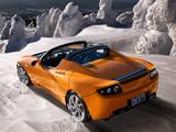 Tesla Roadster Sport JP-spec 2010 wallpapers