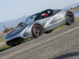 Tesla Roadster Sport TAG Heuer 2010 wallpapers