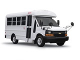 Images of Thomas Minotour MyBus based on Chevrolet Express 2009