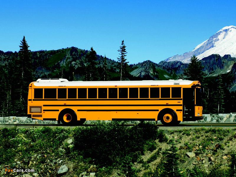 Photos of Thomas Saf-T-Liner HDX School 2004 (800 x 600)