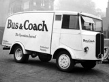 Thornycroft Trusty Van 1933–39 wallpapers