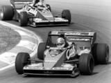 Photos of Toleman TG183B 1983–84