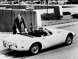 Images of Toyota 2000GT Convertible 1966