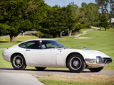 Images of Toyota 2000GT (MF10) 1967–70