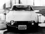 Photos of Toyota 2000GT Prototype (280A/I) 1965