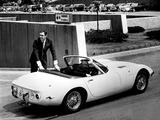 Photos of Toyota 2000GT Convertible 1966