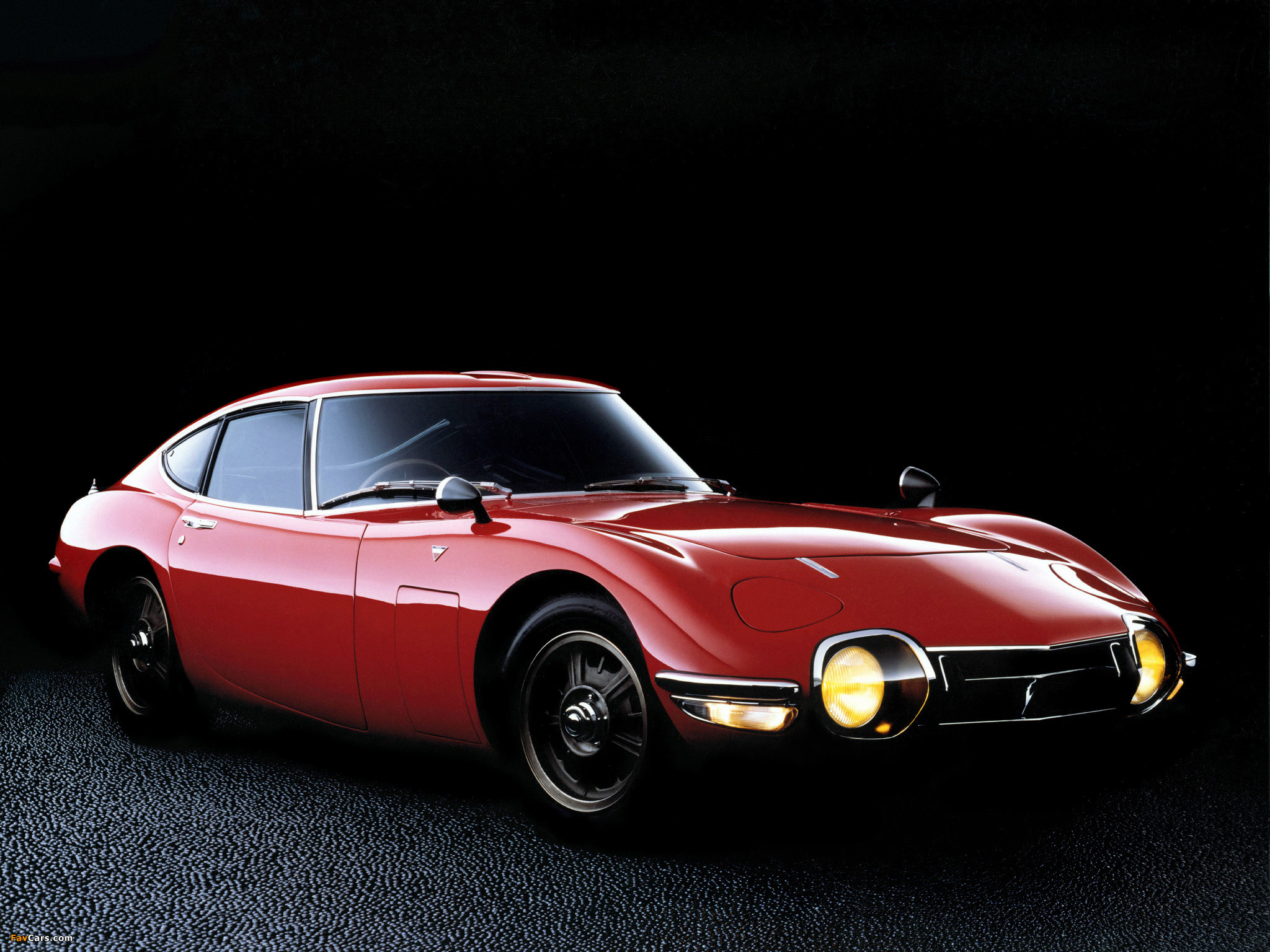 Photos of Toyota 2000GT JP-spec (MF10) 1967–70 (2048 x 1536)