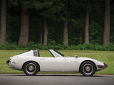 Pictures of Toyota 2000GT Targa 1966