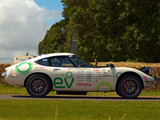 Pictures of Toyota 2000GT SEV 2012