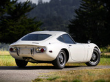 Toyota 2000GT (MF10) 1967–70 images