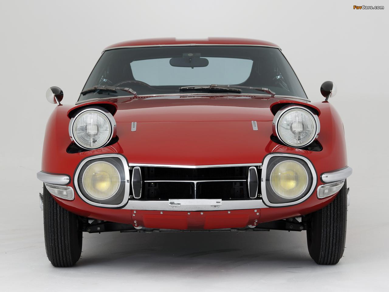 Toyota 2000GT JP-spec (MF10) 1967–70 images (1280 x 960)