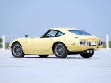 Toyota 2000GT US-spec (MF10) 1967–70 images