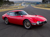 Toyota 2000GT (MF10) 1967–70 photos