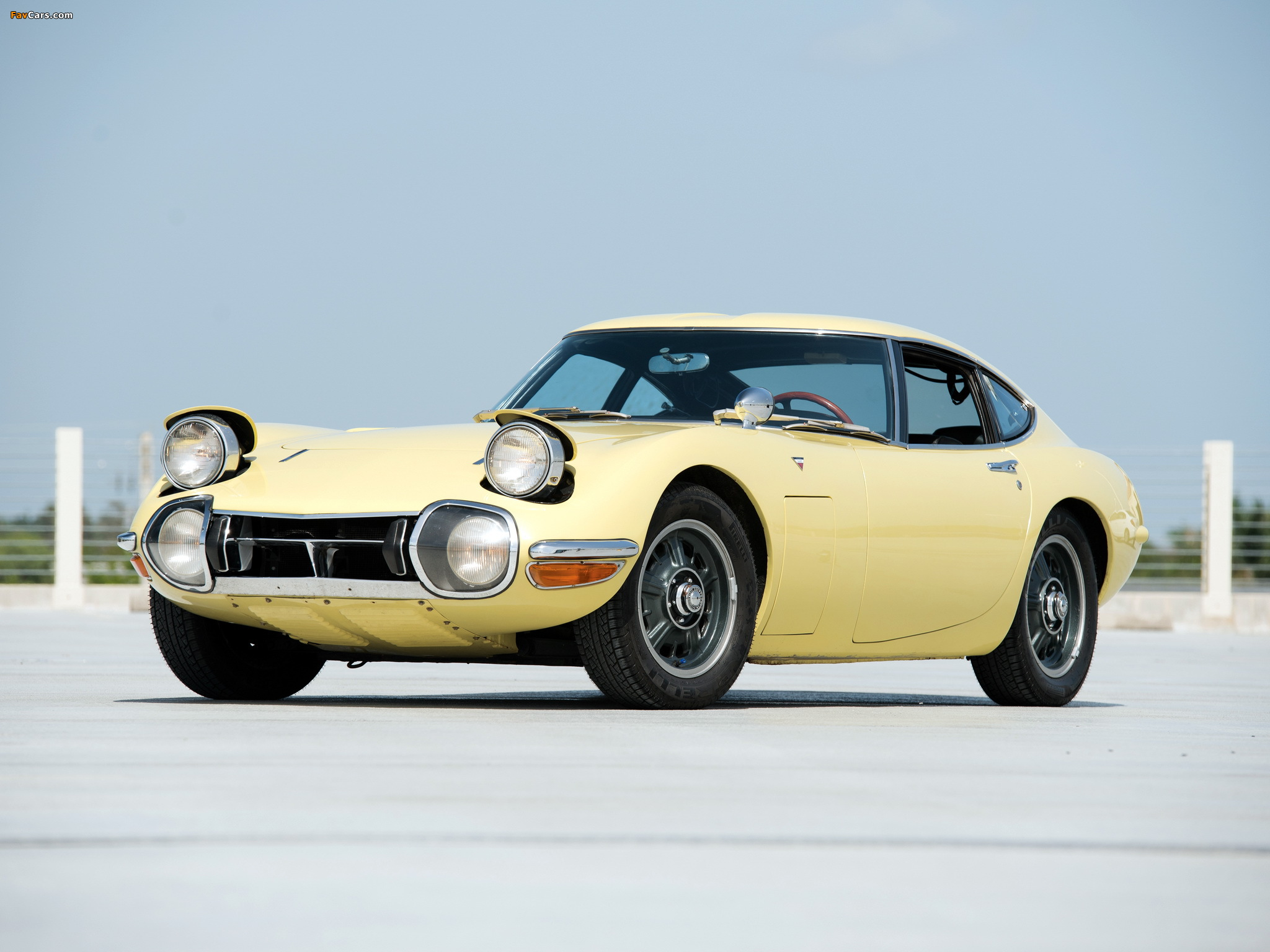 Toyota 2000GT US-spec (MF10) 1967–70 photos (2048 x 1536)