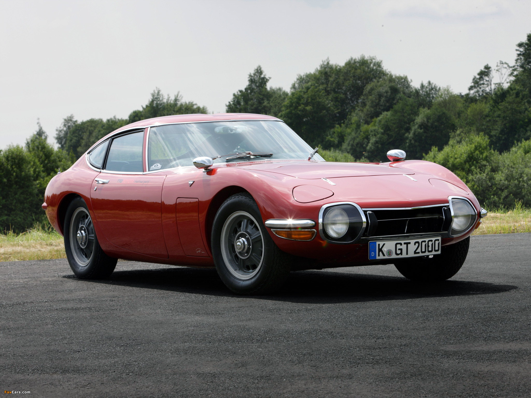 Toyota 2000gt Mf10 1967 70 Pictures 2048x1536