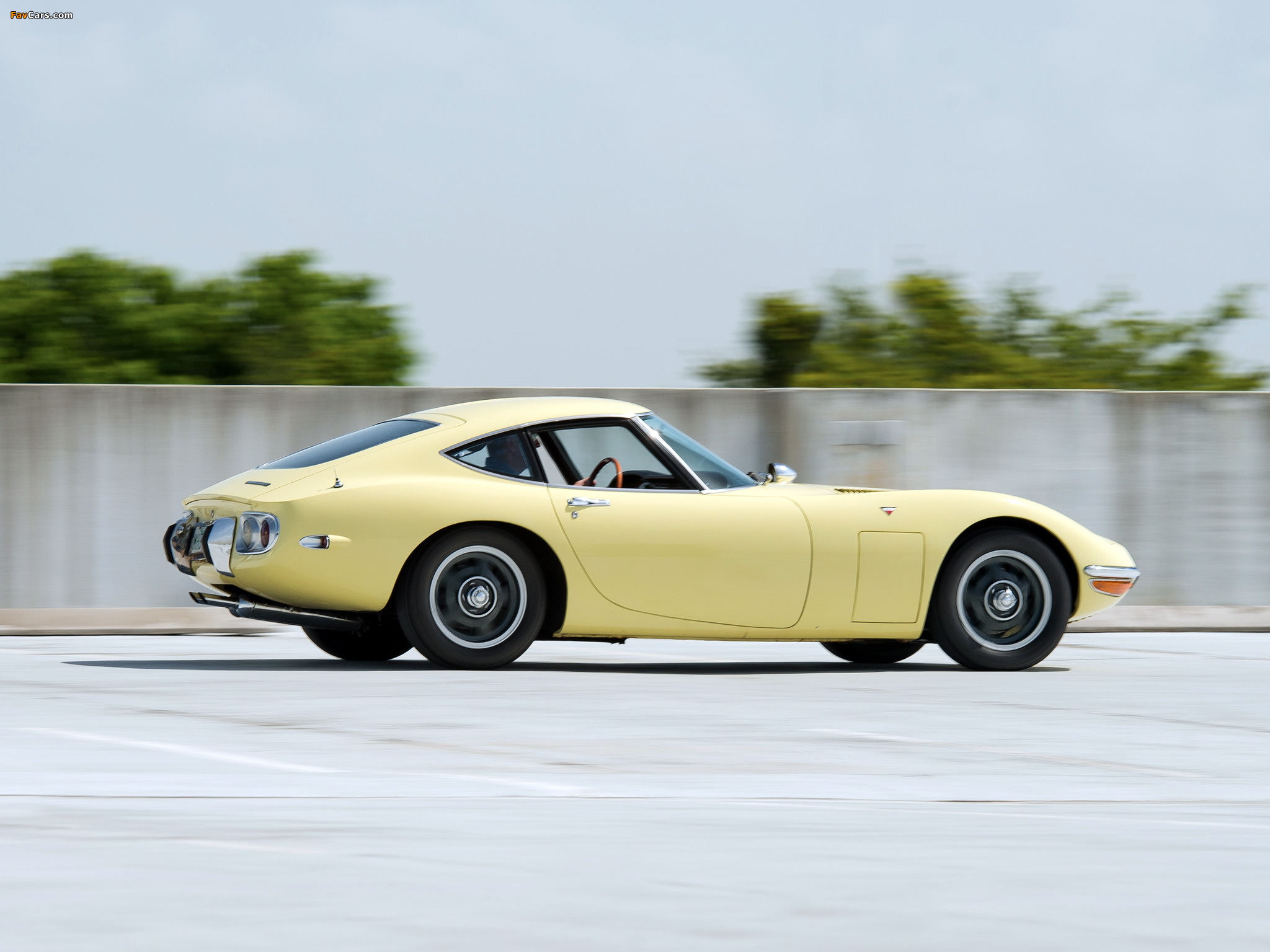 Toyota 2000GT US-spec (MF10) 1967–70 pictures (2048 x 1536)