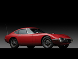 Toyota 2000GT US-spec (MF10) 1967–70 pictures