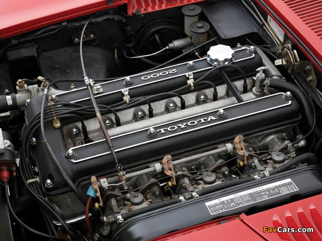 Toyota 2000GT JP-spec (MF10) 1967–70 pictures (640 x 480)