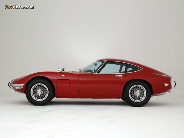Toyota 2000GT JP-spec (MF10) 1967–70 pictures (640 x 480)