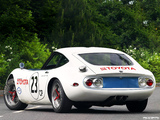 Toyota 2000GT Shelby 1968 photos