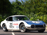 Toyota 2000GT Shelby 1968 wallpapers